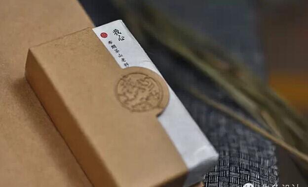 禅意茶叶包装设计
